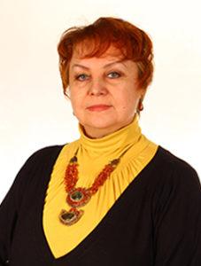 Світлана Вікторівна Стьопіна