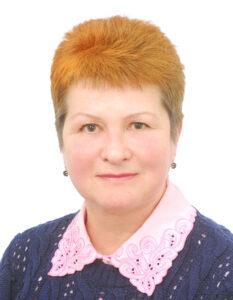 Вікторія Іванівна Колісник