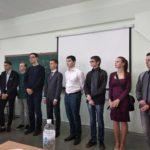 Другий тур Всеукраїнського конкурсу студентських наукових робіт